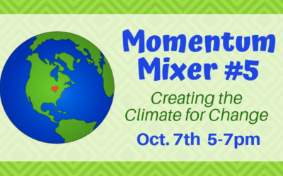 October Happy Hour for Eco-Minded Folks of All Ages