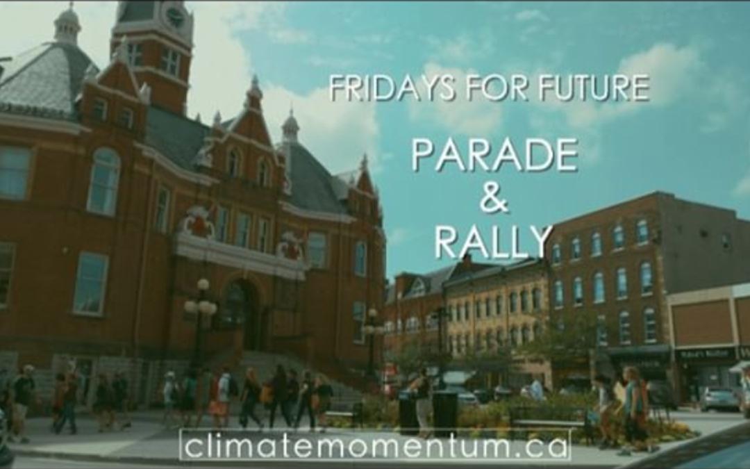 #FridaysForFuture Video