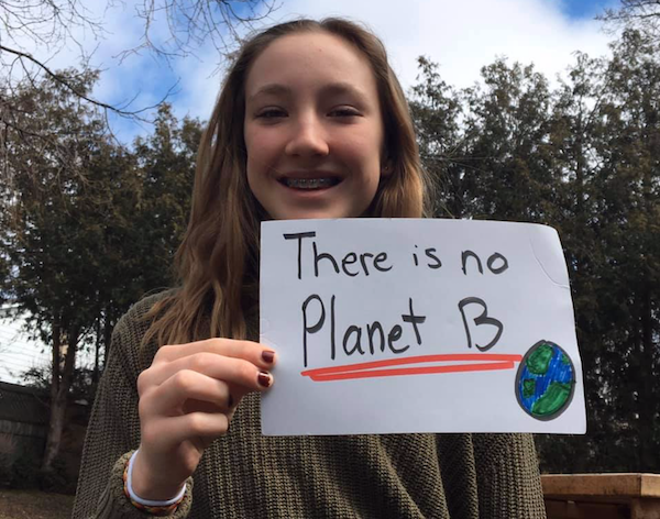 Newsletter Update: Join the April 3rd Climate Strike!