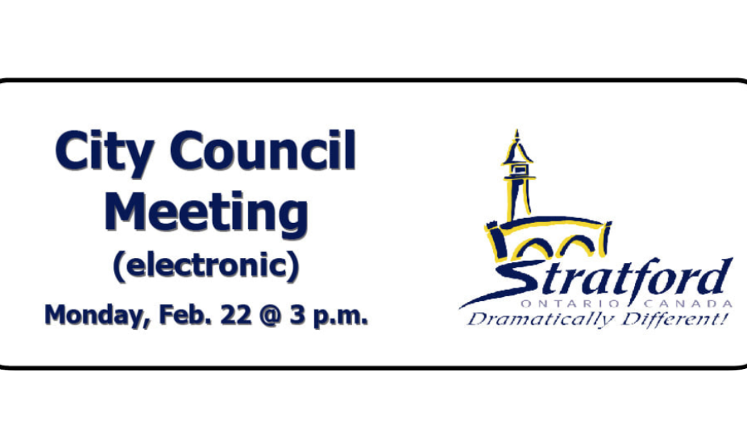 Important City Council Meeting Feb 22nd!