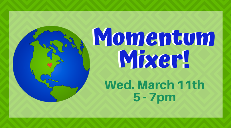 Join Us at the Momentum Mixer, March 11th