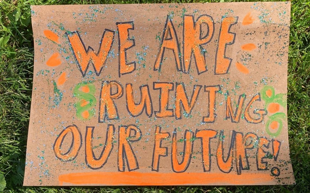 Facing Up to the Climate Emergency