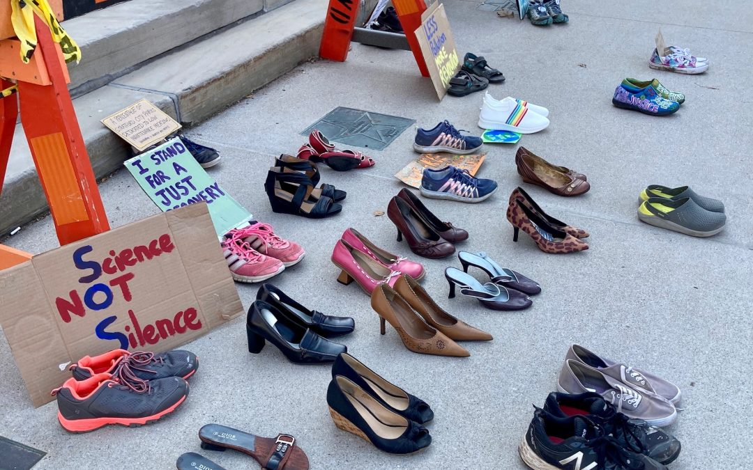#FridaysForFuture Climate Shoe Strike Sept 25th